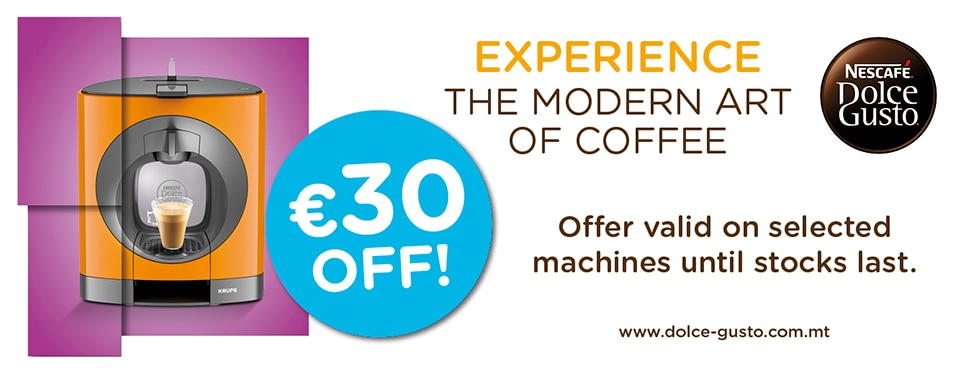€ 30 OFF Promotion