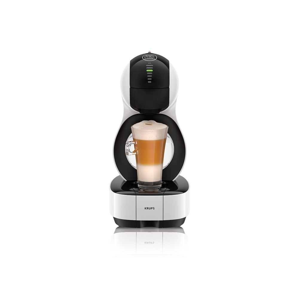 lumio automatic white by krups nescaf dolce gusto. Black Bedroom Furniture Sets. Home Design Ideas